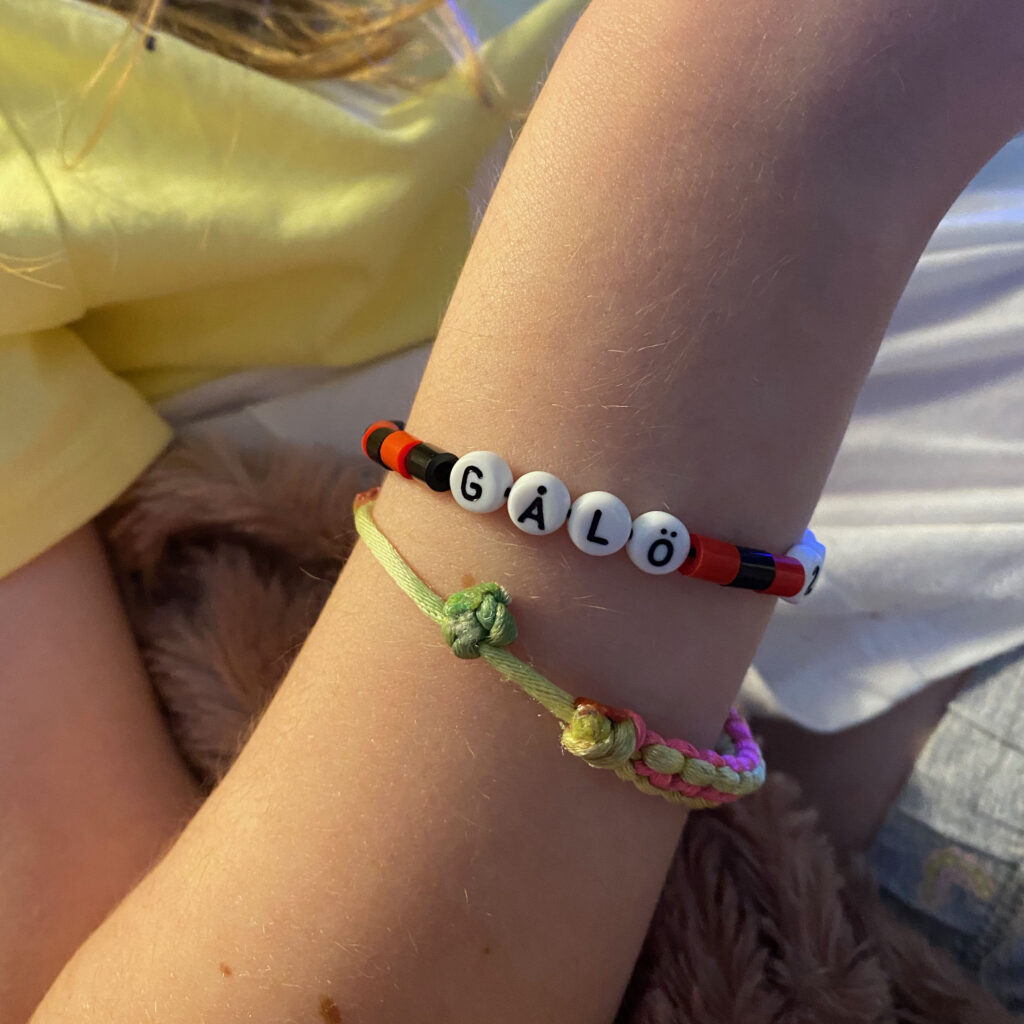 Armband Gålö.
